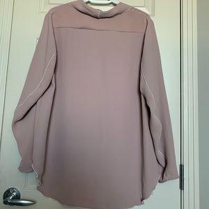 Babaton Tops - Aritzia Babaton Rena Shirt Blouse